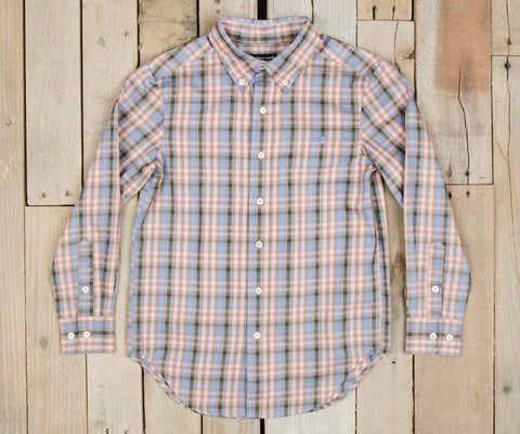 Product Image: YOUTH Cumberland Plaid Dress Shirt