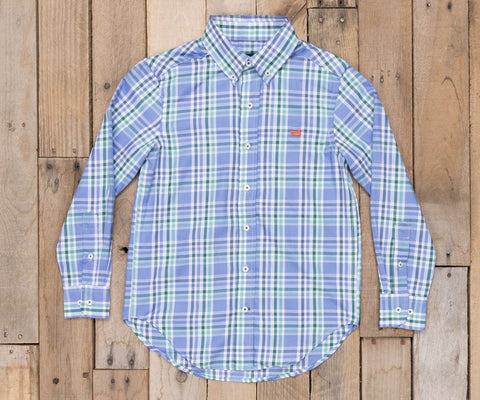 Product Image: YOUTH Fairley Plaid Dress Shirt