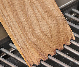 Woody Paddle BBQ Cleaning Tool