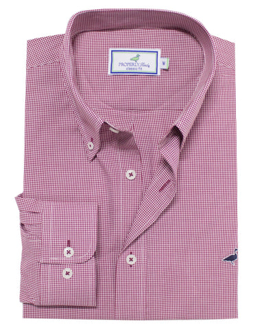 Product Image: Gameday Gingham Sportshirt