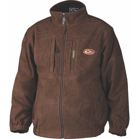 Product Image: Brown Windproof Layering Coat small
