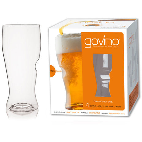 Go Anywhere Beer Glass