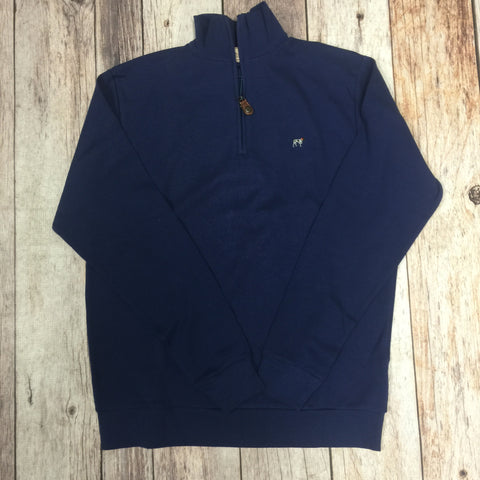 Product Image: Charleston Zip Pullover in Captain's Blue