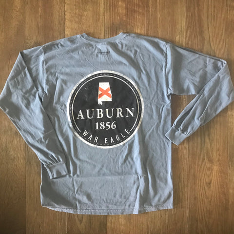Product Image: Tigerwear Circle Badge L/S T-Shirt