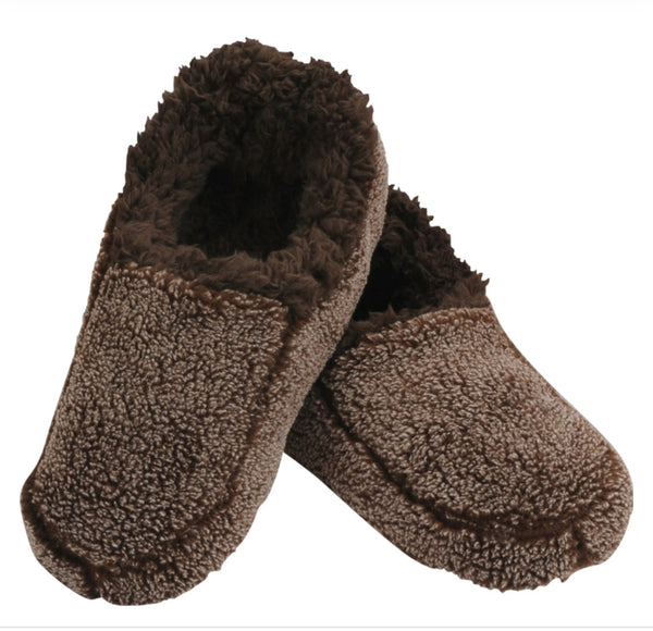 Men's Two-Tone Slippers