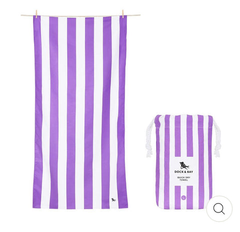 Product Image: QUICK DRY TOWEL - CABANA COLLECTION