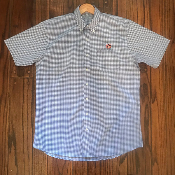Auburn Southern Summer S/S Dress Shirt