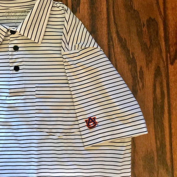 AU Performance Pocket Polo