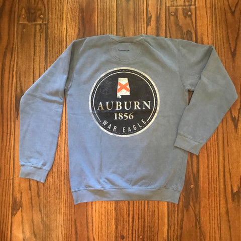 Product Image: Tigerwear Auburn Circle Badge Sweatshirt