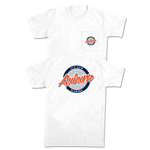 Product Image: Auburn, Alabama Circle Logo tee