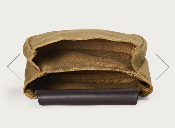 Rugged Twill Belt Pouch
