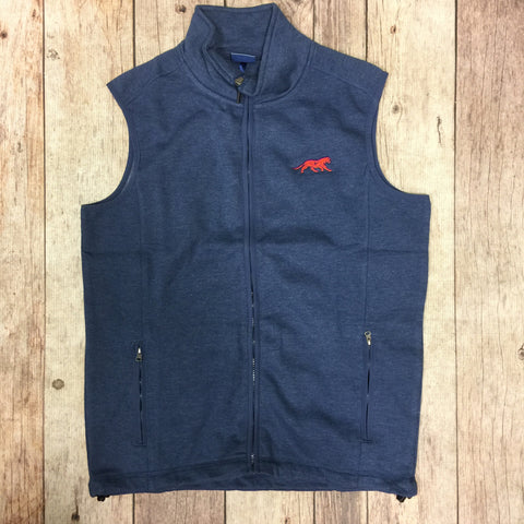 Product Image: TigerWear Comfort Vest in Blue with Tiger Logo