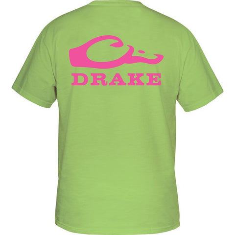 Product Image: Drake DH Logo S/S Tee