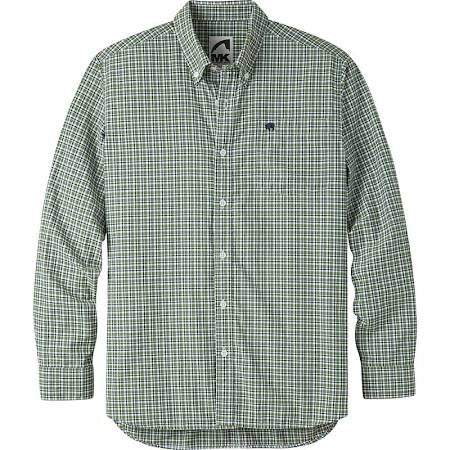 Mountain Khaki Men's Spalding Gingham Shirt