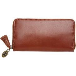 Jack Mason Legacy Ladies Zip Clutch