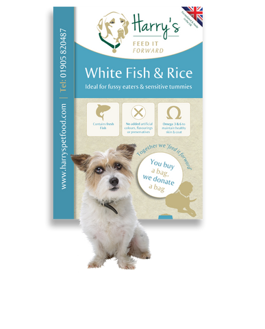 White Fish & Rice