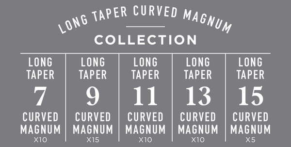 Long Taper Curved Magnum Collection