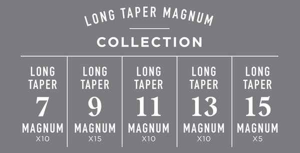 Long Taper Magnum Collection