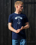 Ærø T-shirt Navy
