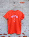 Ærø T-Shirt Bright Orange