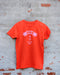 Ærø T-Shirt - Bright Orange