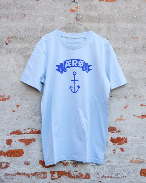 Ærø T-shirt - Light Blue