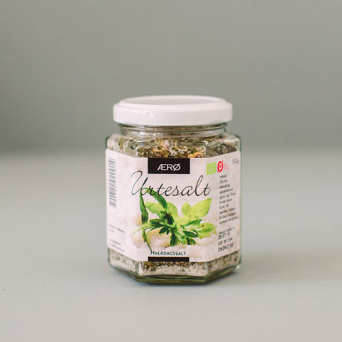 Organic Herbal Salt from Sæberiet