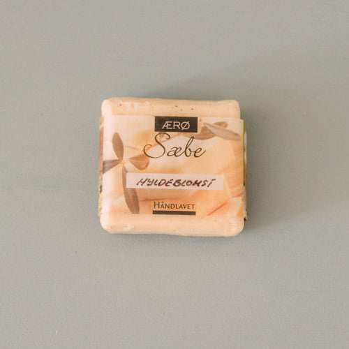 Handmade Organic Elderflower Soap