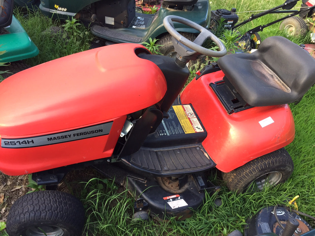Parting Out Mowers / Engines / Decks / Chainsaws- These are used