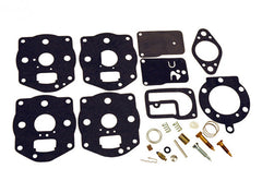 694056 KIT CARBURETOR Briggs & Stratton 394502, 491539,   For 3- hole fuel pump. / Stens 520-080