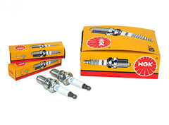 Rotary 10187. SPARK PLUG NGK CMR6H.  Fits Stihl many products including FS70, FS70R, FS87, FS90.
