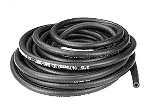 "Rotary 10777A. LINE FUEL 5/16"" NITRILE 25' SOLD BY FOOT ONLY"