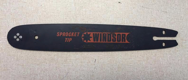 "12UM50SSK / 12FM50SSK Windsor 12"" WINDSOR SPROCKET TIP BAR 1/4"" pitch, .050ga"