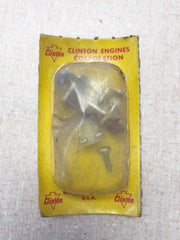 135-0130-50 Clinton Engine Breaker Points 135-0130-50 Vintage NOS