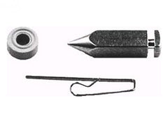 Rotary 1434.  Tecumseh Needle & Seat Kit replaces 631021, 631021A, 631021B