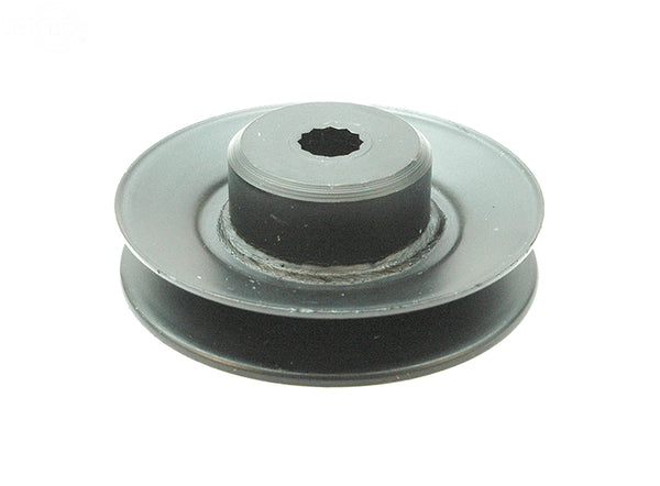 Rotary 15566.  SPINDLE PULLEY replaces Husqvarna 575224401, 5752244-01