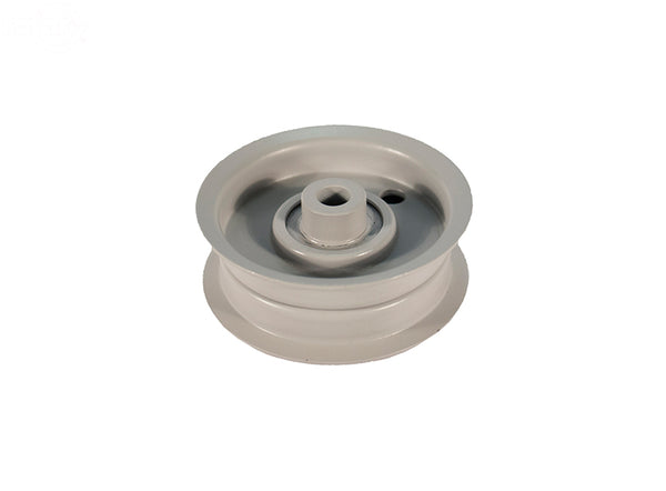 Rotary 15603.  FLAT IDLER PULLEY replaces MTD 756-3054A