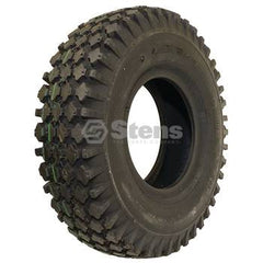 STENS 160-028.  Tire / 410x3.50-5 Stud 2 Ply NLA replaced by Stens 160-340
