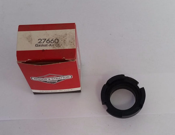 27660 AIR CLEANER GASKET - BRIGGS & STRATTON