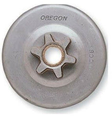 28006 OREGON CONSUMER SPUR SPROCKET SYSTEM 3/8 LP Pitch 6-Teeth