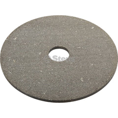 "Stens 3013-6017 Friction Disc, Friction disc, 6 1/2"" OD, 1.156"" ID, .2"" THK replaces 374"