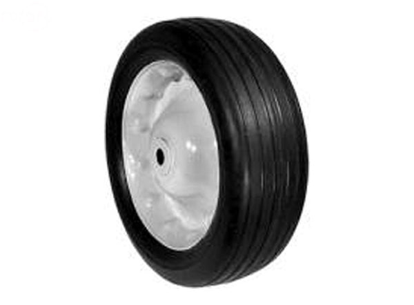 Rotary 3240. STEEL WHEEL  10.25 X 3.25 MTD (PAINTED WHITE) 734-0510, 934-0510