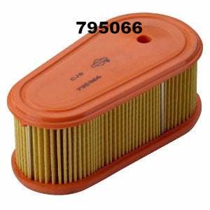 795066 B&S FILTER-AIR CLEANER & PRE FILTER COMBO - Bubble Pkg.