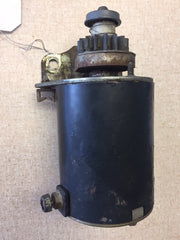 497595 *USED* Electric Starter / Briggs & Stratton 499521, 394805, 691262, 490420, 494990, 693054.  JOHN DEERE LG497595, SE501880.  Rotary 9796