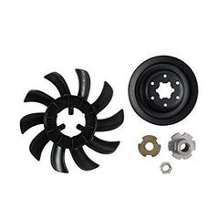 21543736 Ariens Gravely Fan and Pulley Kit 915133, 915135, 00348000
