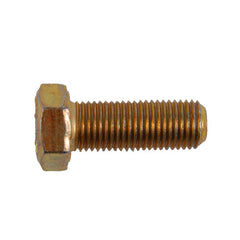 "710-1039 Hex Head Screw 7/16""-20 Grade 5 Troy Bilt / Garden Way.  Replaces 1100009"