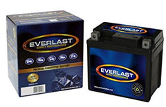 CTX5L-BS Everlast Premium Powersport Battery Replaces YTXSL-BS, CT5L-BS