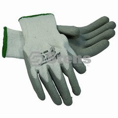STENS 751-140.  Gray Thermal Glove / Latex Palm Coated, Medium