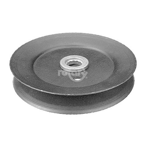 "Rotary 9588. PULLEY DECK 12POINTX 5"" MTD 756-1187, 756-0969"