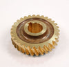 "GW-20913 WORM GEAR BRONZE MTD.  41 TEETH, 1"" SHAFT SIZE.  ALT.  GW20913"